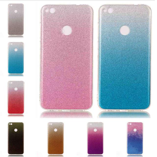 los angeles 82c60 bded2 US $2.99 |for Huawei Honor 8 Glitter Cases for Honor 8 Lite Soft Silicone  Back Cover Candy Color Phone Case Gel Etui Coque Carcasas Hoesje-in Fitted  ...