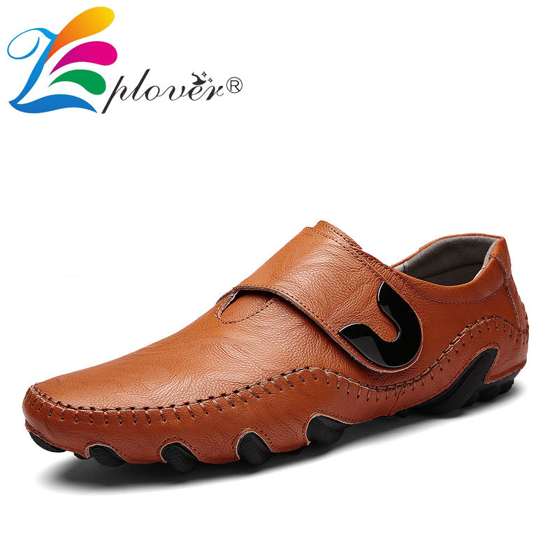 Mens Shoes Casual Fashion Moccasins Men Loafers Breathable Genuine Leather Shoes Men Flats Spring Winter Brand Boat Shoes pamasen new spring autumn lace up mens loafers fashion breathable men casual genuine leather shoes designers moccasins men shoes
