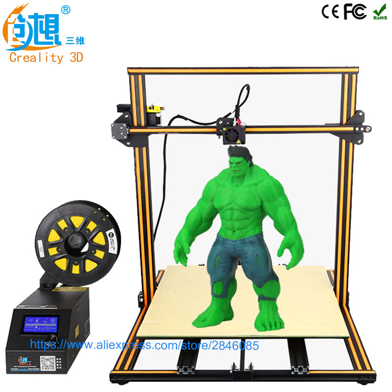 Creality 3D Offizielle Upgrade-Version CR-10 4 S Dual Z stange + ...