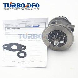 Wkład Turbo zrównoważony TD02 49173-06503 dla Opel Astra G/H 1.7 DTI/CDTI Y17DT (L) 55 Kw 75HP-nowa turbina CHRA 860036 rdzeń