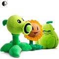 Дети плюшевые игрушки растения против зомби горох стрелок подсолнечника сквош плюшевые игрушки куклы мягкие плюшевые игрушки куклы ну вечеринку игрушки peluche HT3265