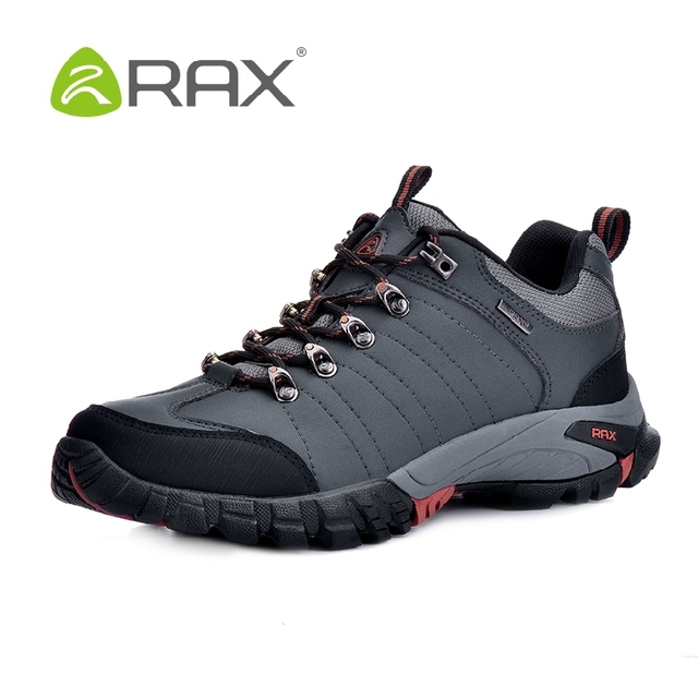RAX new winter men casual shoes fashion men leather shoes non slip outdoor autumn shoes hot selling B940