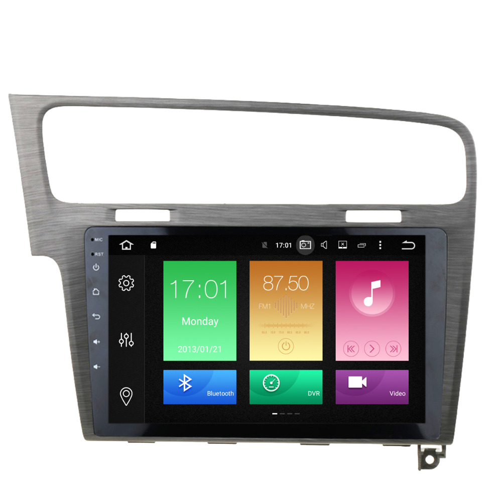 coika octa core android 8 0 system car gps radio for vw. Black Bedroom Furniture Sets. Home Design Ideas