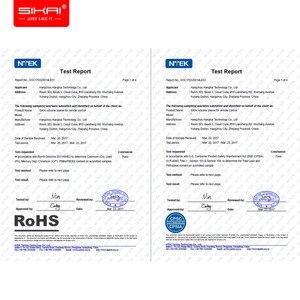 Image 5 - SIKAI Fundas protectoras de silicona antipérdida para Samsung BN59 01178W, AA59 00652A, AA59 00594A, HDTV, Control remoto