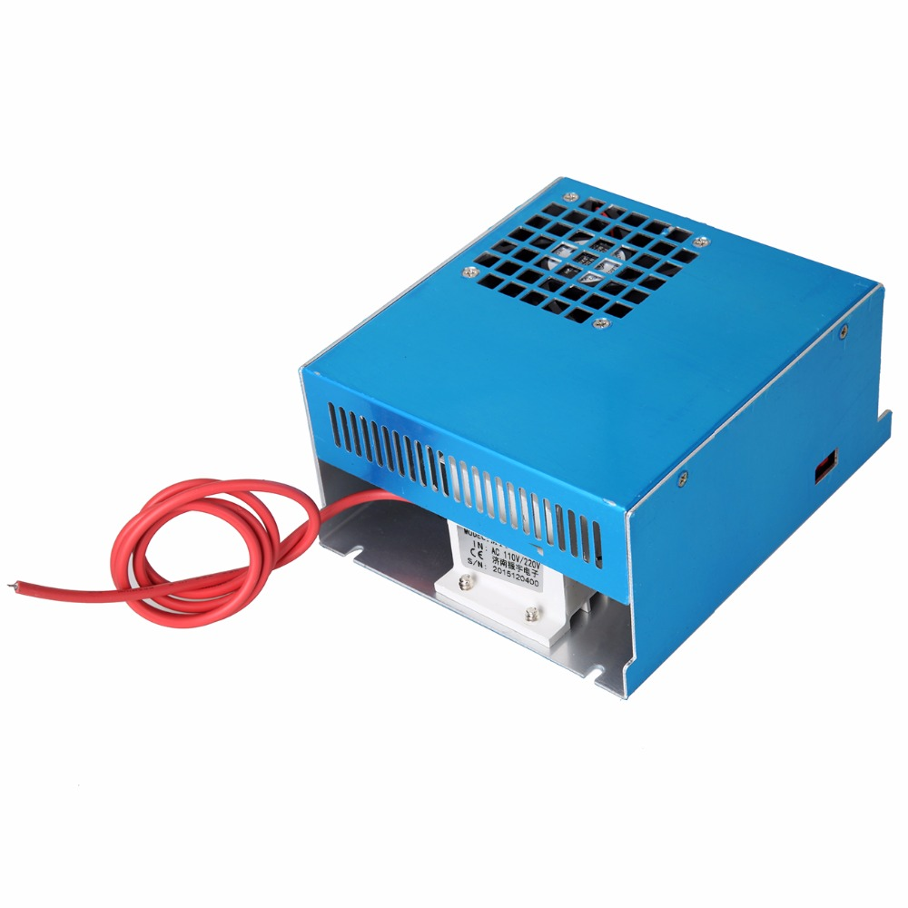 (Ship from Germany) 50W CO2 Laser Power Supply For CO2 Laser Engraver Engraving Cutting Machine 50w co2 laser power supply for co2 laser engraving cutting machine myjg 50w