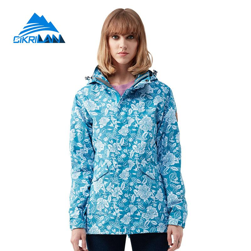 New 2in1 Ladies Windstopper Long Hiking Camping Ski Coat Winter Outdoor Sport Waterproof Jacket Women Climbing Casaco Feminino hot sale windstopper water resistant coat 2in1 hiking winter jacket women outdoor veste breathable camping chaquetas mujer