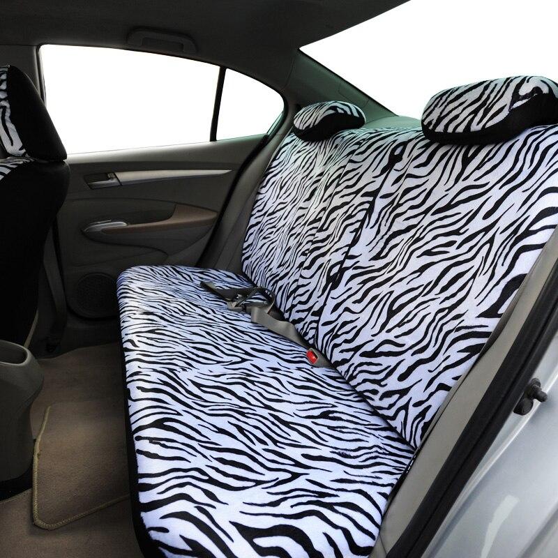 Zebra car seat covers veto pro tp4b
