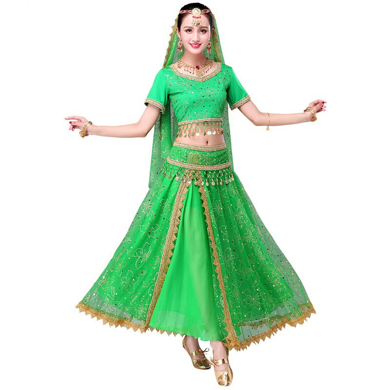 Aliexpresscom  Buy 2018 Sari Dancewear Women Belly Dance -8783
