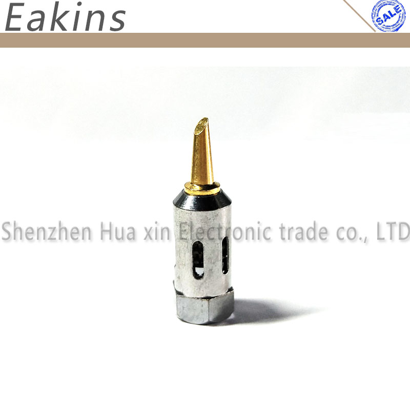 Gas Soldering Tip Welding Sting Gas Solder Nozzle For MT100/1937 Aerated Gas Soldering Iron Welding Tool