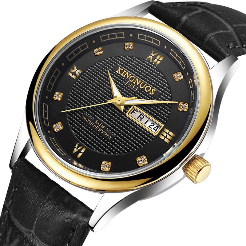 New Fashion Business Quartz Watch s