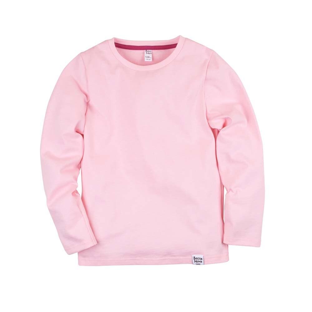 Hoodies & Sweatshirts BOSSA NOVA for girls 202k-161r Cardigan Sweatshirt Kids Coat Children clothes zip up jaquard sweater cardigan