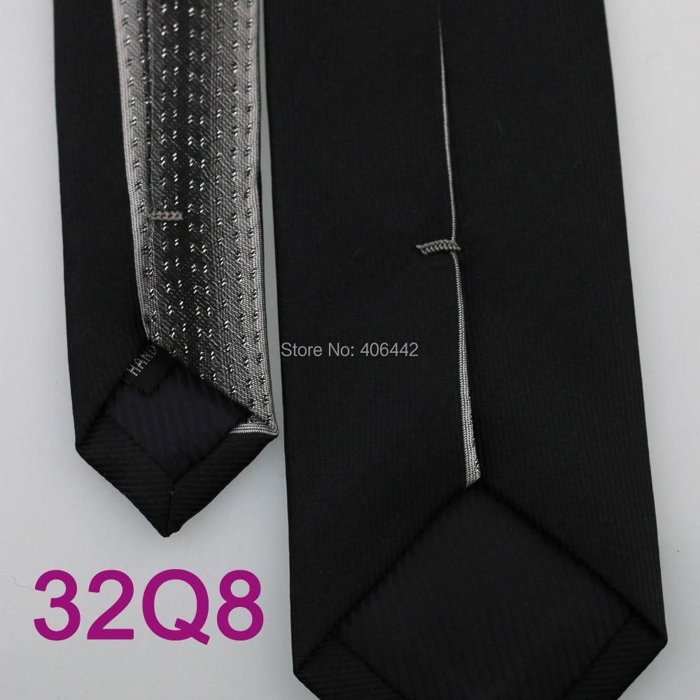 Yibei Coachella серебро в мелкий горошек трикотажный галстук серый черный в Вертикальную Полоску Gravatas де Седа Тонкий Тощий узкий corbatas Hombre