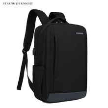 2019 New 15 inch Laptop Backpack USB Charging Casual Style Computer Bag Men Women Anti Thief Multifunction Travel Back