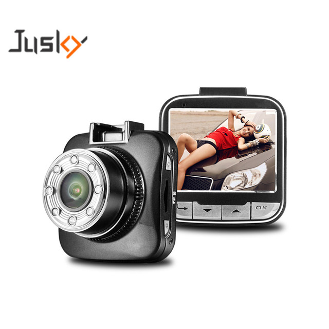 Jusky Mini Car DVR Novatek 96650 G55 Full HD 1080P 30fps 170 Degree  Car Camera With G-sensor H.264 Night Vision WDR Dash cam