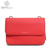 BAFELLI Shoulder Handbags Fashion Luxury China Mini Flap Crossbody Bag Red Black Hot Sale Bolsa Feminina