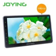"""Lo nuevo Joying 10.1 """"Universal 1024*600 Car Stereo Sistema de Navegación GPS Android 5.1.1 Lollipop Quad Core Doble 2 Din Unidad Principal"""
