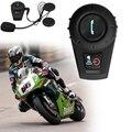 Nova M1035 Moto Automática Inter de Fones De Ouvido do Capacete Da Motocicleta Interfone Telefone Fones de Ouvido Bluetooth Sem Fio Fones De Ouvido