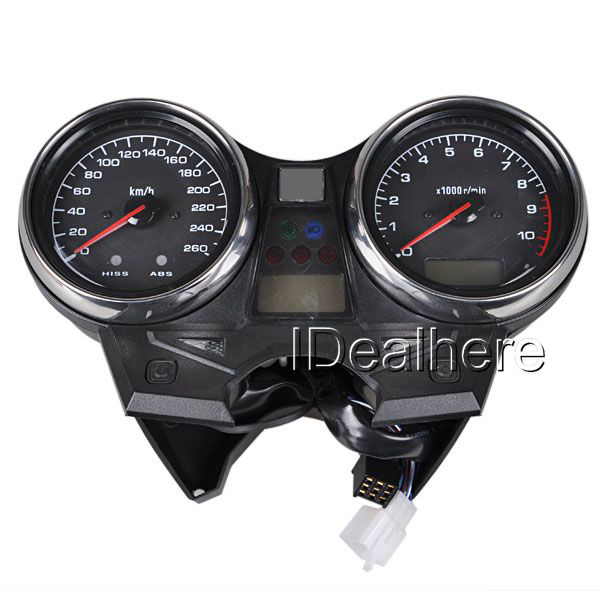 1x High Quality Speedo TachometerBrand New Speedometer Tachometer Gauge for Honda CB 1300 03-08