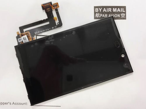 ФОТО New LCD Display Screen with touch digitizer screen assembly For BlackBerry Porsche Design 9982 P9982 free shipping