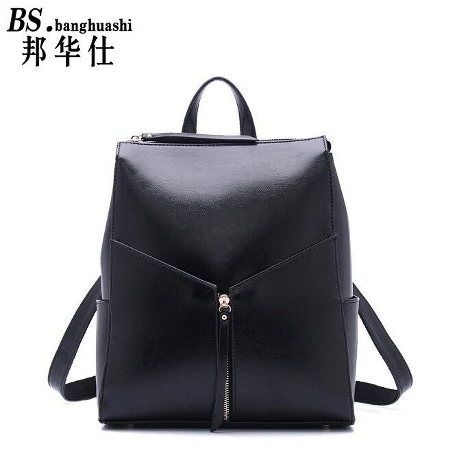 ФОТО Leather Ladies Shoulder bag Fashion  Oil Wax Skin Women's  Genuine Leather  Women