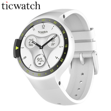 Ticwatch S Smart Watch Android Wear 2.0 Bluetooth 4.1 Knight Wifi Heart Rate IP67 Waterproof Built-in GPS Sport Watch