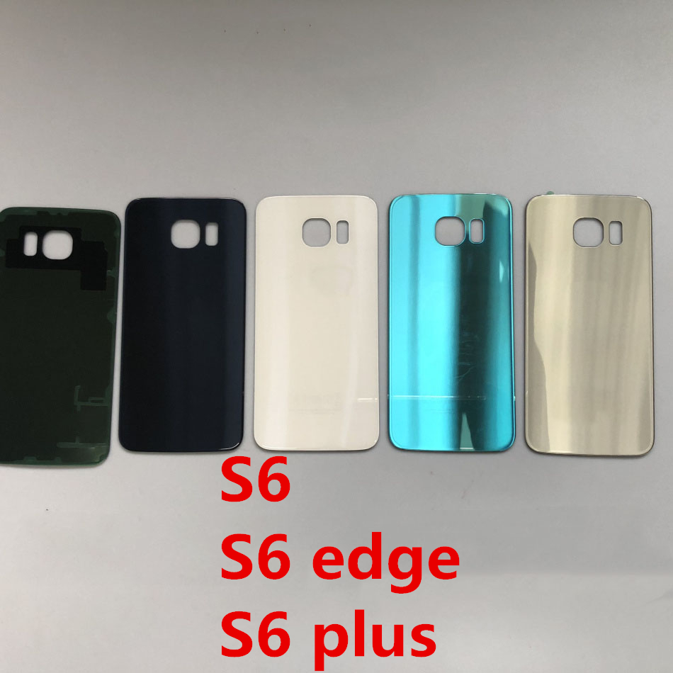 Rear-Battery-Cover Housing Glass-Door Back G925F Edge-Plus Samsung S6 New for G925f/G928f/Housing/Back