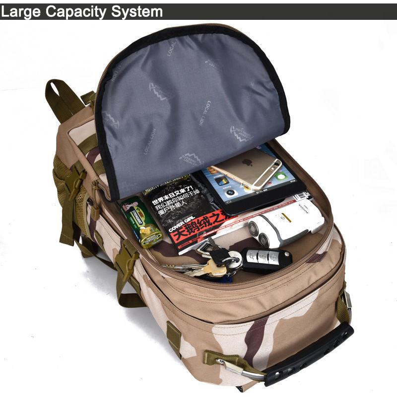 Large capacity (3)