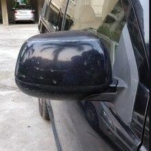 Крышка QX для Mitsubishi Outlander EX 08-12 наружное зеркало заднего вида, крышка зеркала заднего вида, корпус дома, без крышки, светильник поворота