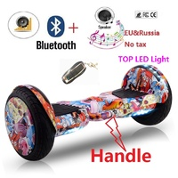 Electric Self Balancing Scooter Hoverboard Skateboard Two Wheel Smart Balance Skateboard Scooter Hover Board Giroskuter Oxboard