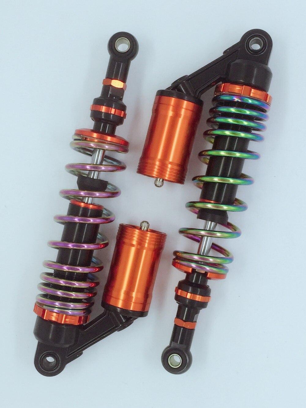 330 мм 340 мм 345мм мотоцикл Скутер задние амортизаторы воздушная Ударная Repace Демфер весны