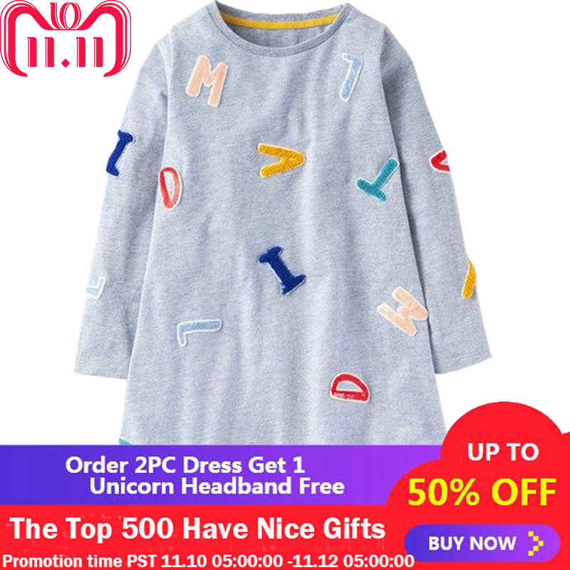 Princess Dress Autumn Winter Baby Girls Dress Christmas Costume Long Sleeve Kids Party Dresses for Girls Clothes Vestidos 2-7Y w l monsoon baby girl dress long sleeve vestidos 2017 brand christmas dress with embroidery cotton autumn dresses kids clothes