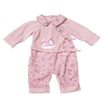 1pcs Fashion Suit Wear For 43cm Zapf Doll 17 Inch Reborn Babies Clothes