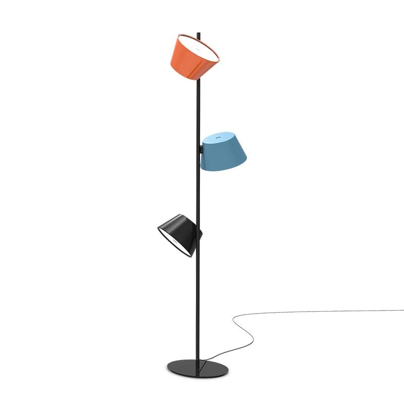 Nordic Modern LED Floor Lamp Minimalist Decorative floor lamps Adjustable Lampshade Standing Light For Living Room Bedroom homeNordic Modern LED Floor Lamp Minimalist Decorative floor lamps Adjustable Lampshade Standing Light For Living Room Bedroom home