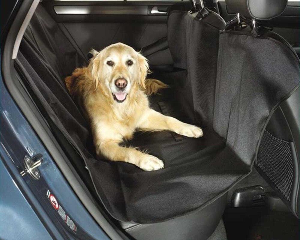 Pets Safety Waterproof Dog Car Mats Hammock Protector Rear Back pet Dog Car Seat Cover Car Interior Travel Accessories