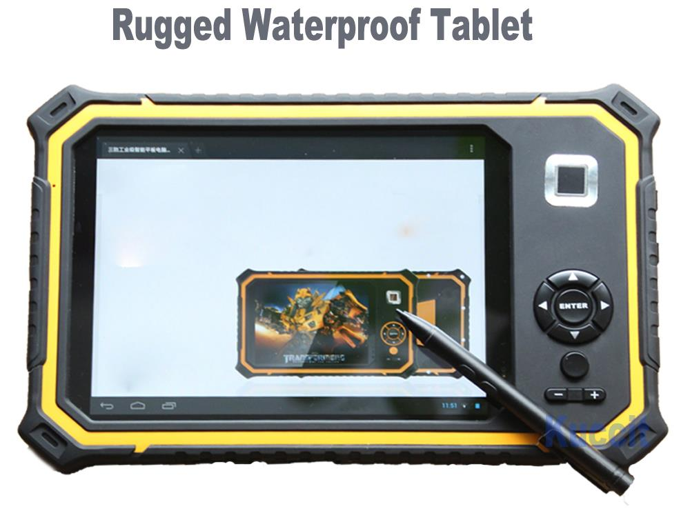 China Brand IP67 Original Induction Rugged Android Tablet PCs Phones 8