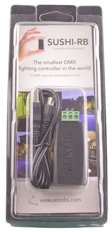 USB to DMX Interface Adapter DMX512 Computer PC Satge Lighting Controller Dimmer