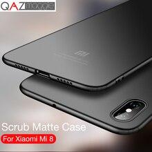 Xiaomi Mi 9 Case Mi 8 Lite Cover Ultra-thin 0.6mm Anti-finge