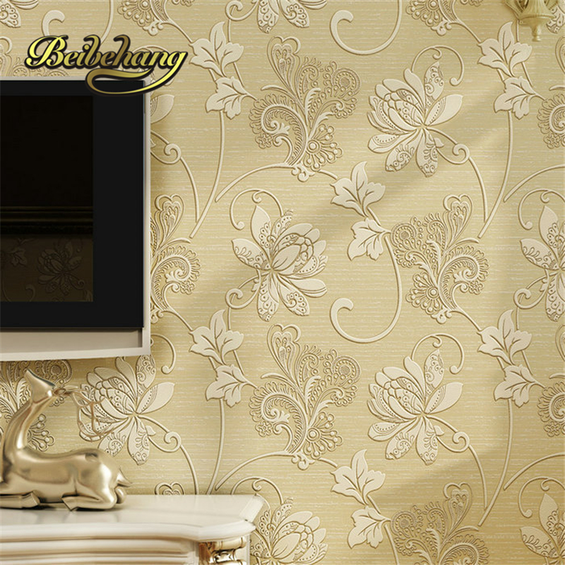 beibehang Volume 1 0.53 * 10 m non-woven wallpaper the living room TV wall decoration papel de parede,wall paper,3D wallpaper screammmm volume 1