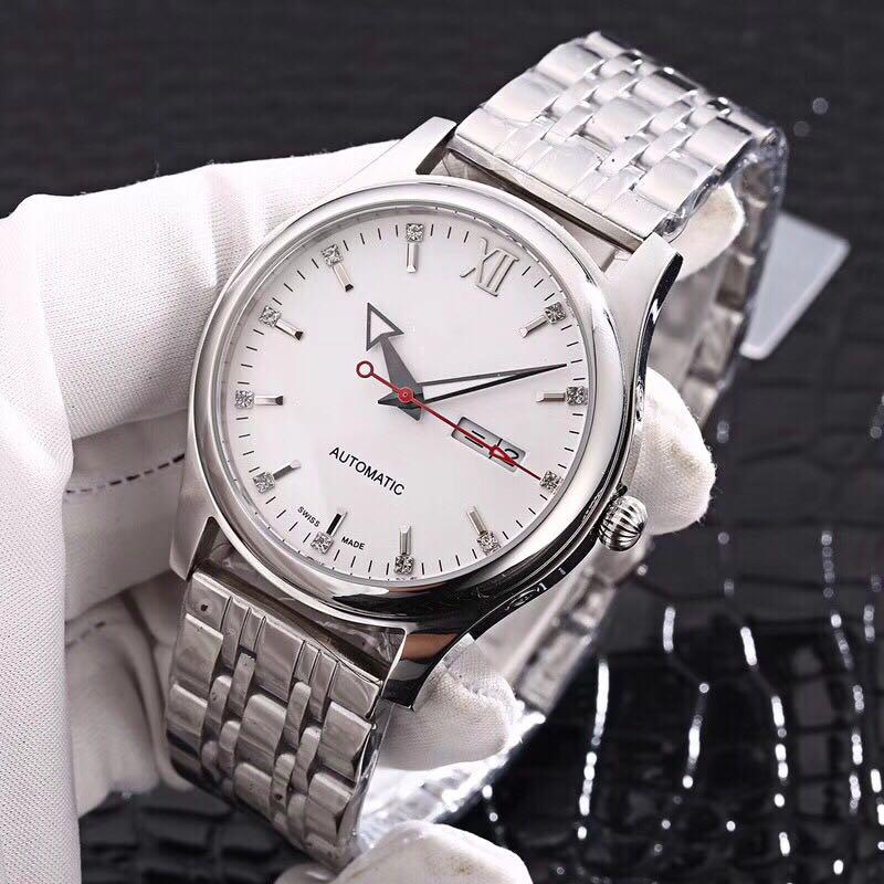 лучшая цена WC08161 Mens Watches Top Brand Runway Luxury European Design Automatic Mechanical Watch