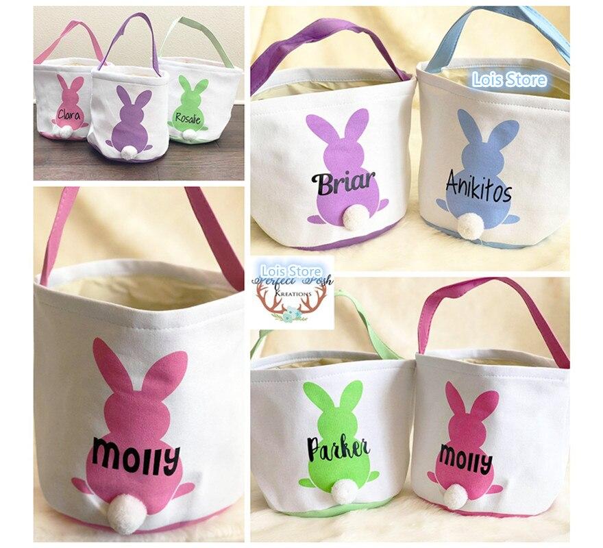 Wholesale Easter Bunny Basket 20pcs/lot 18 Styles