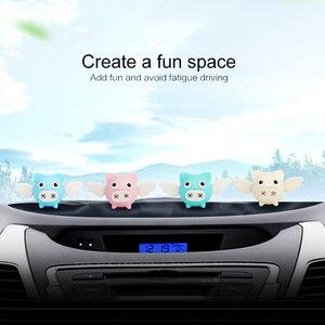 Image 2 - Flying Pig Car Air Outletน้ำหอมAir Freshener Autoกลิ่นDiffuserน้ำมันหอมระเหยDecor Autoผลิตภัณฑ์อุปกรณ์เสริม