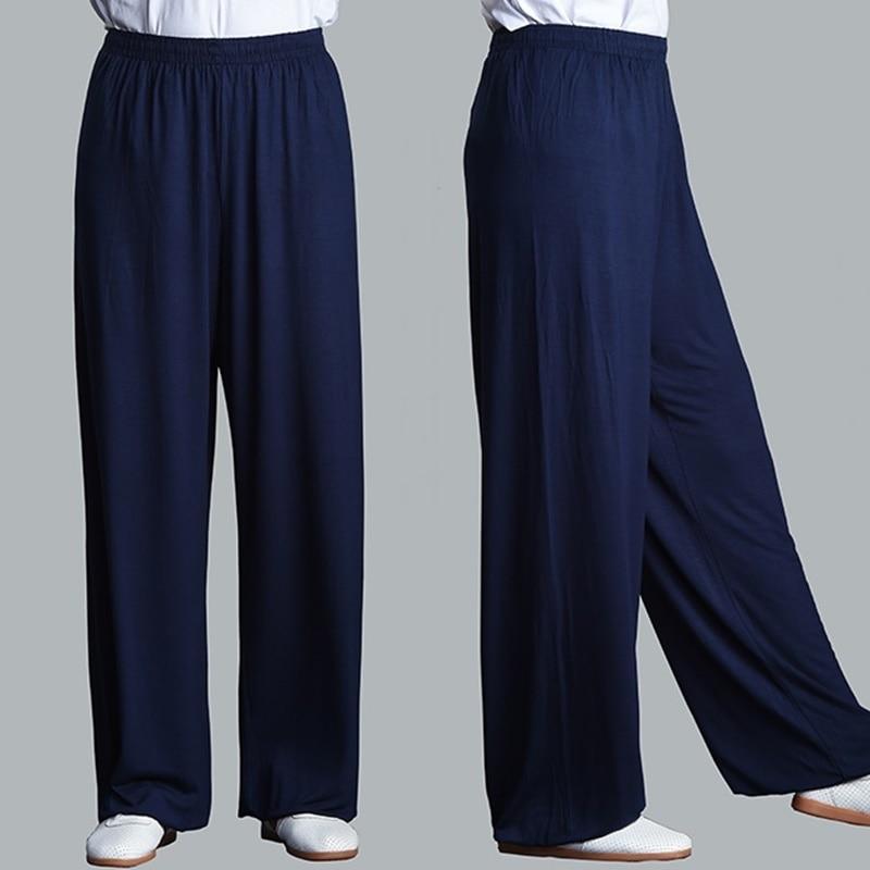Wushu pants taichi clothing TA022 3
