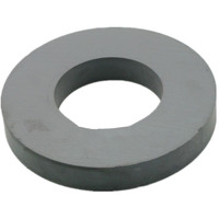 Ferrite Magnet Ring OD 220x110x20mm 220x110x25mm 8.7 large for Subwoofer C8 Ceramic Magnets DIY Loud speaker Sound Box 1pc