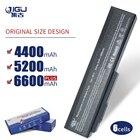 JIGU 6 Cells Laptop Battery For Asus N61Vg N61Vn A32-N61 N61Ja N43JQ N53S 15G10N373830, L072051, 15G10N373800