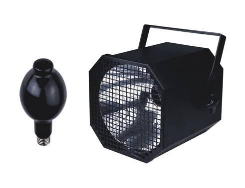 УФ этапе лампы черный высокий световой УФ Выход E40 400 Вт stage light 220 В УФ черный свет для бар/для вечеринок/Рождество