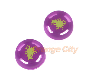 Image 5 - 200pcs/lot Silicone Analog Thumb Stick Grips Caps for Nintend Switch NS Controller Sticks Cap Skin for NS Switch Cover