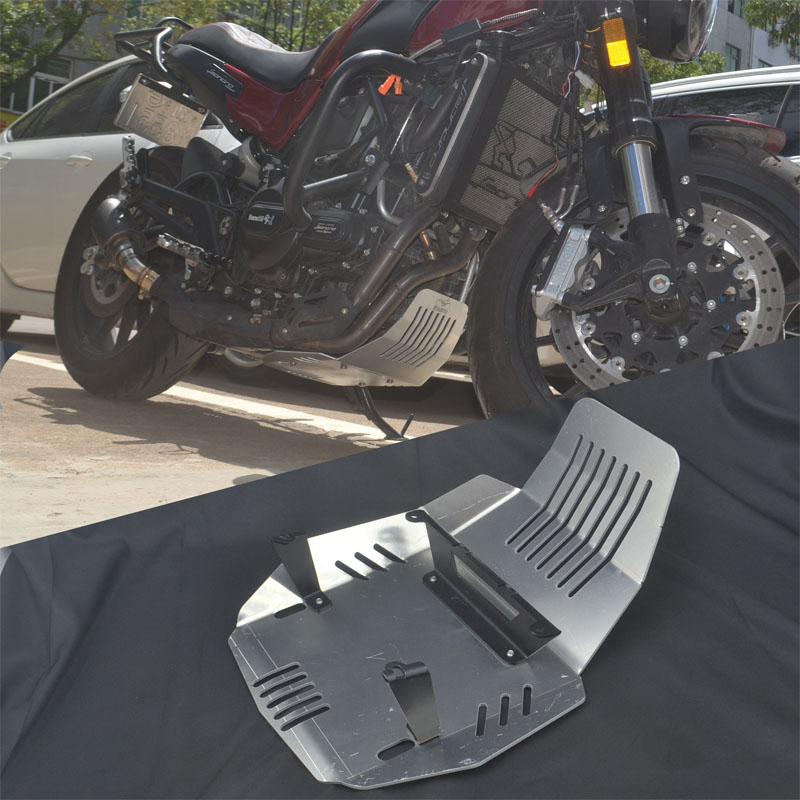 For Benelli BJ500 BJ 500 Motorcycle Accessories Under Engine Protection Adventure Engine guard Motorbike