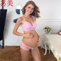 COR DA PELE 2 ~ 4 Meses Artificial Bebê Barriga, barriga de Gravidez Falsa, grávida barriga Bump Silicone