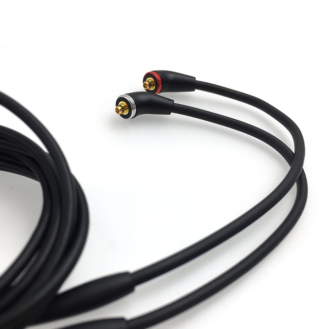 DUNU DK3001 Original MMCX Detachable cable for HIFI Earphone DK 3001 3.5mm 1.2m 5
