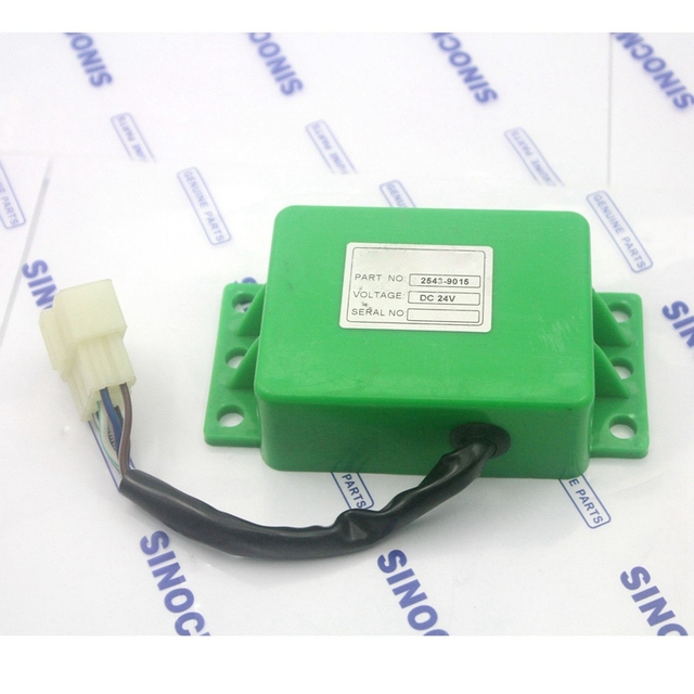 US $126 0 |DH220 V DH220LC V Relay 2543 9015 for Daewoo Doosan excavator  controller starter-in A/C Compressor & Clutch from Automobiles &  Motorcycles